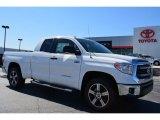 2014 Super White Toyota Tundra SR5 Double Cab #91776675
