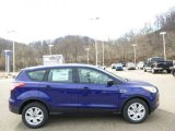 2014 Deep Impact Blue Ford Escape S #91776611