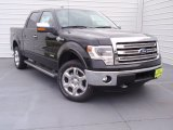 2014 Tuxedo Black Ford F150 King Ranch SuperCrew 4x4 #91776734