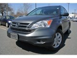 2011 Polished Metal Metallic Honda CR-V SE 4WD #91776788