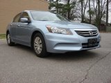 2012 Celestial Blue Metallic Honda Accord LX Sedan #91776963