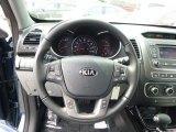 2015 Kia Sorento LX AWD Steering Wheel