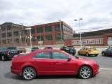 2011 Red Candy Metallic Ford Fusion SEL #91776617