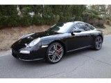 2012 Black Porsche 911 Black Edition Coupe #91776559