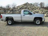 2014 Quicksilver Metallic GMC Sierra 1500 Regular Cab #91776872
