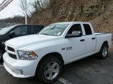 2014 Bright White Ram 1500 Express Quad Cab 4x4 #91811215