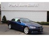 2011 Deep Sea Blue Metallic BMW 3 Series 328i Convertible #91810964
