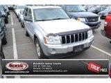 2006 Bright Silver Metallic Jeep Grand Cherokee Limited 4x4 #91810883
