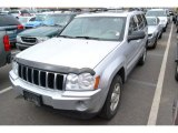 2006 Jeep Grand Cherokee Bright Silver Metallic