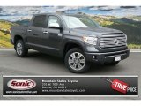 2014 Magnetic Gray Metallic Toyota Tundra Platinum Crewmax 4x4 #91810869