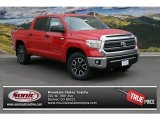 2014 Radiant Red Toyota Tundra SR5 TRD Crewmax 4x4 #91810867