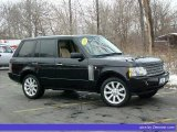 2006 Java Black Pearl Land Rover Range Rover Supercharged #910724