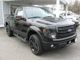 2014 Tuxedo Black Ford F150 FX4 Tremor Regular Cab 4x4 #91811390