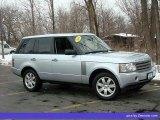 2006 Zambezi Silver Metallic Land Rover Range Rover HSE #910716