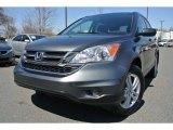 2011 Polished Metal Metallic Honda CR-V EX 4WD #91851808