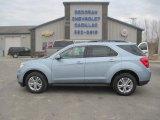 2014 Silver Topaz Metallic Chevrolet Equinox LT AWD #91851973