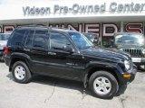 2002 Black Jeep Liberty Limited 4x4 #91851959
