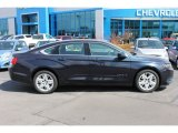 2014 Blue Ray Metallic Chevrolet Impala LS #91851427