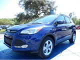 2014 Deep Impact Blue Ford Escape SE 2.0L EcoBoost #91851525