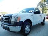 2014 Oxford White Ford F150 XL Regular Cab #91851510