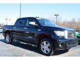 2013 Black Toyota Tundra Limited CrewMax 4x4 #91851587