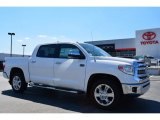 2014 Super White Toyota Tundra 1794 Edition Crewmax #91851583