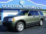 2003 Estate Green Metallic Ford Explorer XLT #912535