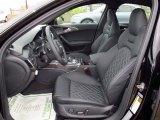 2014 Audi S6 Interiors