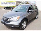 2011 Polished Metal Metallic Honda CR-V LX 4WD #91851488