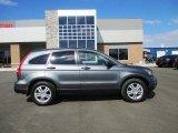 2010 Polished Metal Metallic Honda CR-V EX AWD #91851913