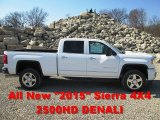 2015 GMC Sierra 2500HD Denali Crew Cab 4x4