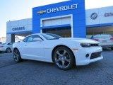 2014 Summit White Chevrolet Camaro LT Coupe #91851740