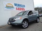 2011 Opal Sage Metallic Honda CR-V EX 4WD #91893871