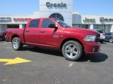 2014 Deep Cherry Red Crystal Pearl Ram 1500 Express Crew Cab #91893480