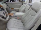 2005 Cadillac XLR Interiors