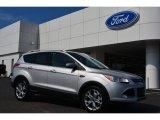 2014 Ingot Silver Ford Escape Titanium 1.6L EcoBoost #91893380