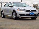 2014 Reflex Silver Metallic Volkswagen Passat 1.8T S #91893771
