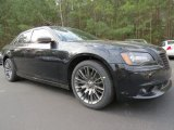 2014 Chrysler 300 Phantom Black Tri-Coat Pearl