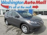 2012 Polished Metal Metallic Honda CR-V LX 4WD #91893333