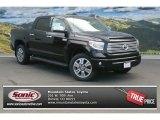 2014 Attitude Black Metallic Toyota Tundra 1794 Edition Crewmax 4x4 #91893150