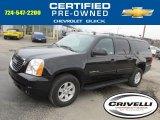 2013 Onyx Black GMC Yukon XL SLT 4x4 #91893629