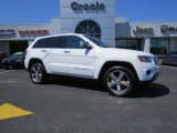 2014 Bright White Jeep Grand Cherokee Limited #91893493