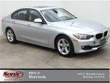 2014 Glacier Silver Metallic BMW 3 Series 328i Sedan #91942942