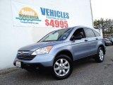 2009 Glacier Blue Metallic Honda CR-V EX #91943192