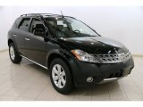 2007 Super Black Nissan Murano SL AWD #91943024