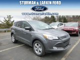 2014 Sterling Gray Ford Escape SE 1.6L EcoBoost 4WD #91942850