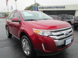 2014 Ruby Red Ford Edge SEL #91942757