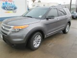 2014 Sterling Gray Ford Explorer XLT #91942741
