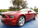 2014 Ruby Red Ford Mustang GT Coupe #91942826