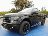 2014 Tuxedo Black Ford F150 FX2 Tremor Regular Cab #91942823